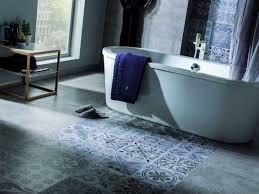 Tapis De Salon Inspirations Et Carrelage Salle De Bain Bleu Des