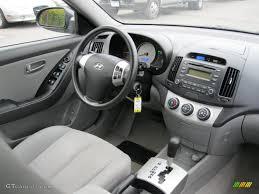 hyundai elantra interior 2010. gray interior 2008 hyundai elantra gls sedan photo 37996397 2010