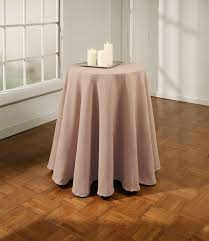 tablecloths circular tablecloth round tablecloths 90 inches cream color with candle astonishing circular tablecloth