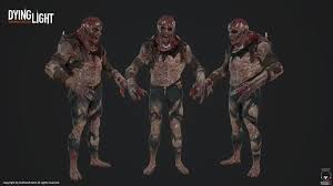 Dying Light Action Figures Dying Light Be The Zombie Texture By Brometheus Creatures