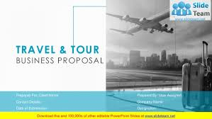 Business Proposal Powerpoint Travel And Tour Business Proposal Powerpoint Presentation Slides