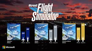 microsoft flight simulator 2020 dates