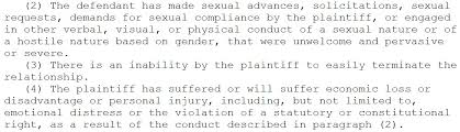 explainer sexual harassment and the law voice of san diego excerpt of california sexual harassment law