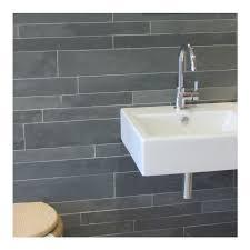 brazilian grey riven slate wall cladding strips 600x120 natural stone tiles mrs stone