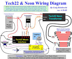 the b9 robot builders club tech22 neon wiring diagram