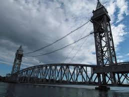 Watching The Bridge Go Up Down Review Of Cape Cod Canal