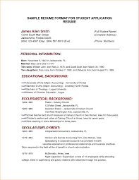 Examples Of Resumes Combination Resume Format 2016 For