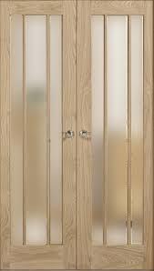 internal oak door pairs
