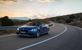 audi tt facelift 2018. modren audi 2018 audi tt rs roadster review  in audi tt facelift