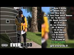 Everardo - Bueno Y Malo (Disco Completo 2021) - YouTube