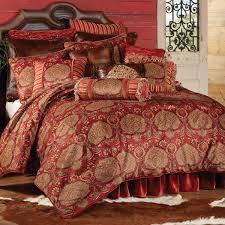 fabulous decorating ideas using brown animal fur rugs and rectangular brown wooden headboard