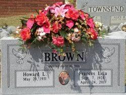 Frances Lela Mann Brown (1929-2011) - Find A Grave Memorial