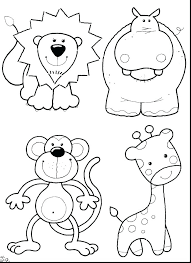Coloring Pages Forest Animals Forest Animals Coloring Page Amazing Animals Coloring Pages Or