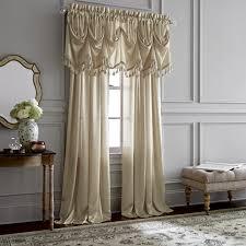 royal velvet hilton rod pocket window treatments