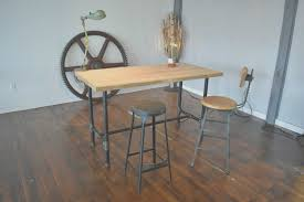 iron pipe furniture. Industrial Pipe Furniture. Reclaimed Wood Desks Barnwood From Furniture Desks, Source: Iron