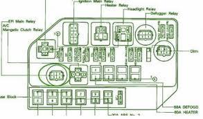 lexus es fuse diagram image wiring fuse box car wiring diagram page 171 on 2001 lexus es300 fuse diagram
