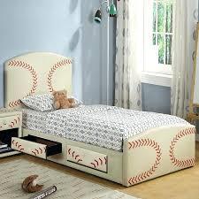 baseball bed frame full bedroom sets