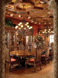 Old World Dining Room Sets An Old World View