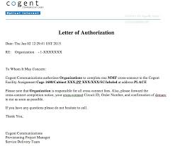 9 Agent Authorization Letter Examples Pdf