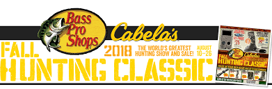 2018 fall hunting clic august 10 26