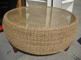 catchy rattan round coffee table coffee table wicker coffee table round wicker nightstands wicker