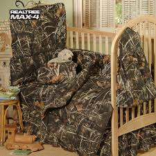 realtree max 4 crib bedding