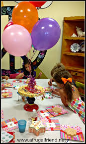 painting birthday party