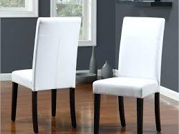 white faux leather dining chairs excellent white leather dining room chairs chairs astounding white leather faux