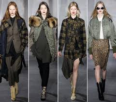 3 1 phillip lim fall winter 2016 collection new york fashion week makeup trends review