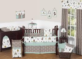 Outdoor Adventure 9 Piece Crib Bedding Set