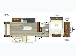 2 bedroom 5th wheel 2 bedroom wheel floor plans beautiful keystone travel trailers floor plans best 2 bedroom 5th wheel