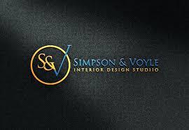 Interior Design Studio Logo Upmarket Playful It Company Logo Design For Simpson