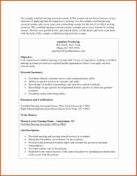 Cna Responsibilities For Resume Unique 51 Luxury Sample Resume For
