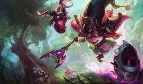 Dragon Trainer Lulu Skin (Wallpaper ...