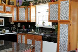 16 Inexpensive Kitchen Cabinet Makeovers Before And After Teeny