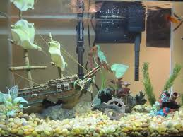 Funny Fish Tank Decorations Fish Tank Decoration Themes
