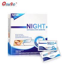 Onuge 1коробка / 20 мешков для <b>отбеливания</b> зубов <b>Ночные</b> ...