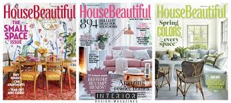 Small Picture Interior Design Magazines Get Inspired with The Best Print Home