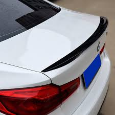 ABS Car <b>Rear Spoiler</b> Trunk Boot Lip <b>Wing</b> for BMW <b>G30 Spoiler</b> 5 ...