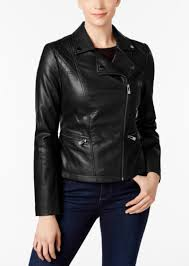 inc international concepts i n c faux leather moto jacket created for macy s