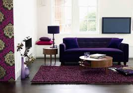 Purple And Grey Living Room Decorating Unique Purple Living Room Decor On Home Decoration Ideas With