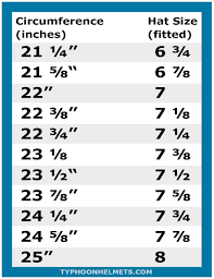 Motorcycle Helmet Sizing How To Measure For Adult And