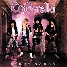 <b>Cinderella</b> - <b>Night Songs</b> - Amazon.com Music