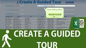 My Chart St Davids How To Create A Guided Tour In Excel