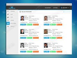 Sales Tracker App Sales Tracker Web App Sales Person App Dashboards User