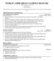 Sample Academic Librarian Resume Public Librarian Resume Sample resumecompanion Resume 6