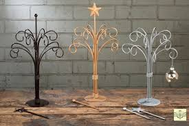 Ornament Display Stand Canada Awesome Ornament Trees Christmas Ornament Stand And Hooks Hangers