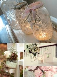 Decorating Mason Jars For Gifts Mason Jar Ideas For Weddings Weddings By Lilly 82