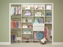 nursery closet organizer divide