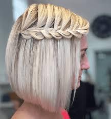 أجمل تسريحات الشعر القصير
